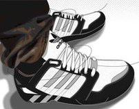 Adidas Footwear // Contest 2010