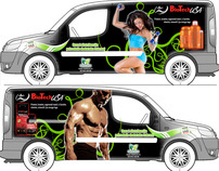 Branding - window branding, autographic, POS....