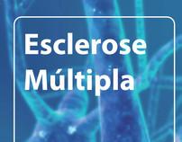 Desdobrável Tríptico - Esclerose Múltipla