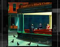 Nesta Noite - Fanfarra Black Clube