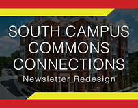 SCCC Newsletter Redesign