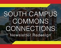 SCCC Newsletter Redesign