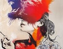 Gabriel Moreno / Début Art
