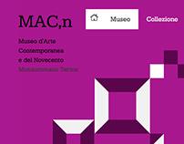 Mac,n Museum Website