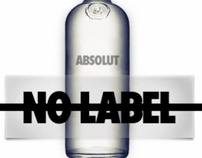 Absolut No Label