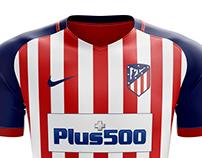 Atlético Madrid Concept 2017/2018 Kit