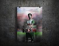 Torneio de Fifa Poster
