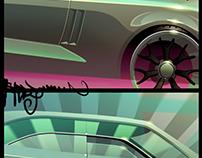 concept car  |  vector