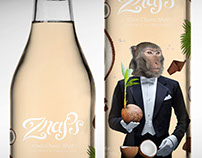 Znaps Vodka Coco Choco Shot