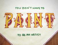 Museum of Arts & Design Promo Poster