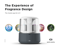 Nota Nota - The Experience of Fragrance Design
