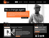 Marcus Graham Project Website