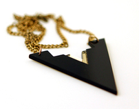 Black Choice Necklace