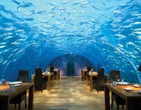 Conrad Maldives, Rangali Island, Maldives