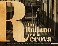 Editorial: Un italiano en la Recova