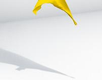 Fazer Pure Dark Lemon Print