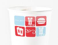Wendy's Branding