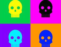 kclacruz x skull (personal project)