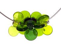 Propeller Droplet Discs