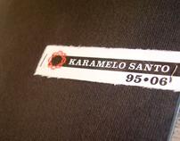 Karamelo Santo Cover Art :: The Best of