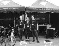 Ecobike Stand in Eurobike 2012 Internacional bike fair