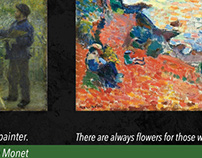 CMoA: Monet To Matisse Postcards