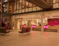 UNIT wachtbanken in Deventer Ziekenhuis
