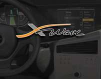 3M / Visteon's X Wave Lighting & Technology Car