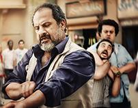 Ramadan 2015 - رمضان 2015 خالد الصاوى مسلسل الصعلوك