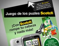 3M España - Concurso Puzles Facebook