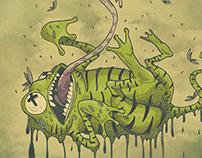 froggy mode...