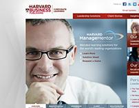 Harvard Business Publishing Website