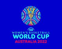FIBA 2022 Logo Launch