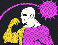 DC Superhero Profiles: Metamorpho