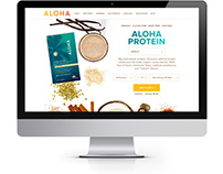 ALOHA Product Pages