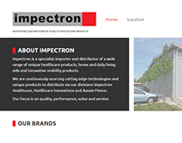 Impectron Website