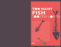 Too many fish | Interactive PDF