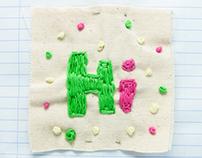 Random Embroidery