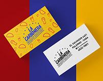 La Carbonera Rebranding
