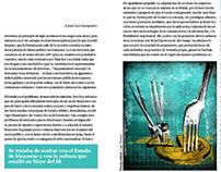 Diseño Editorial: Artículos de Opinión para Revista