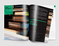 Catálogo Luxolar - Editorial