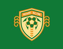 Miami SC/96 - MLS Design