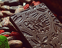 Raw Chocolate Love Temple Packaging