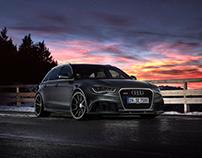 Audi RS6 - Photography & CGI