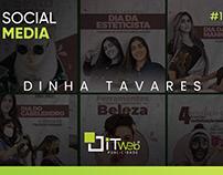 Social Media | Estúdio Dinha Tavarez #1