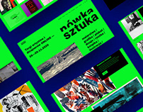 Web site & online identity for young art&design fair