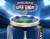 Super Sunday | Miller Lite