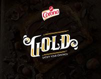 Corona Gold - Brand Book