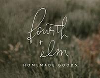 Fourth + Elm Identity Design