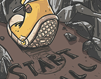 Start with a Small Step Illustration